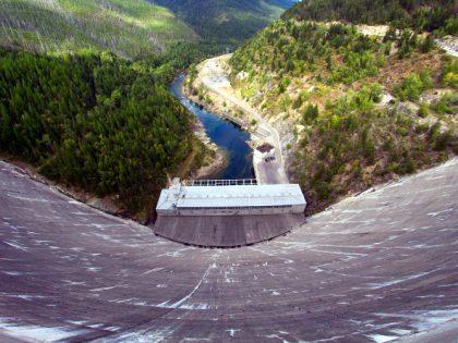 La force de l'eau, un atout pour le Valais
