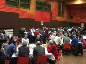 Soirée électorale à Mollens et rencontre avec les candidates et candidats du district