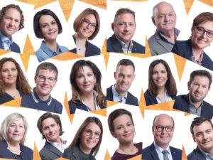 Découvrez nos candidates et candidats au Grand Conseil
